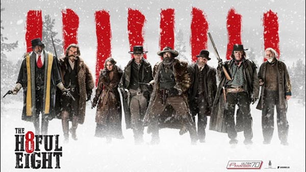 Омразната осморка / The Hateful Eight