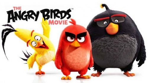 The Angry Birds Movie | Angry Birds: Филмът (2016)