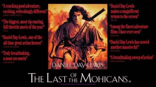 Последният мохикан | The Last of the Mohicans (1992)