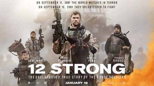 12 силни | 12 Strong (2018)