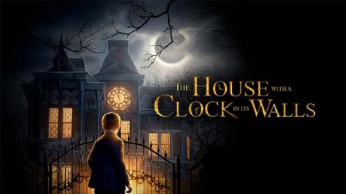 The House with a Clock in its Walls (2018)