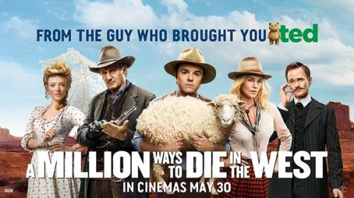 Който оцелее ще разказва | A Million Ways To Die In The West (2014)