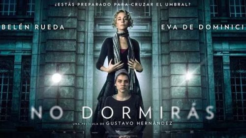 No dormirás | You Shall Not Sleep (2018)
