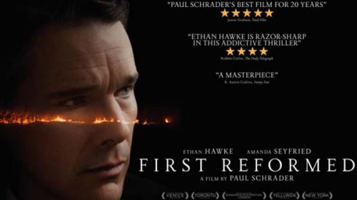 First Reformed (2017)