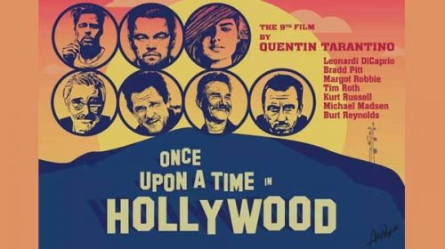 Имало едно време в Холивуд | Once Upon a Time in Hollywood (2019)