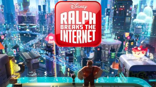 Ралф разбива интернета | Ralph Breaks the Internet (2018)