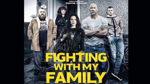 Семейни кютеци | Fighting with My Family (2019)