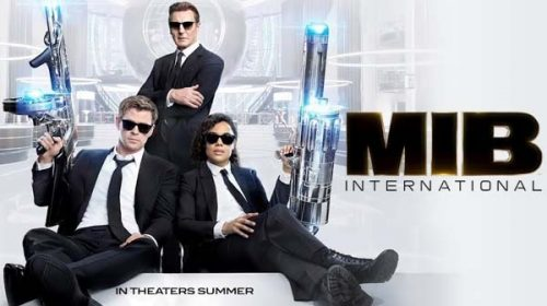 Мъже в черно 4 | Men in Black: International (2019)