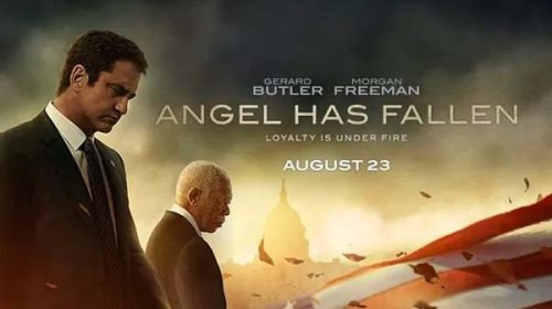 Код: Ангелът | Angel Has Fallen (2019)